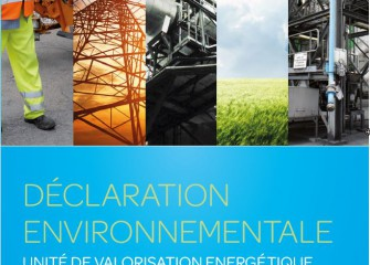 2014 Déclaration environnementale