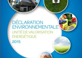 UVE - Déclaration environnementale 2015