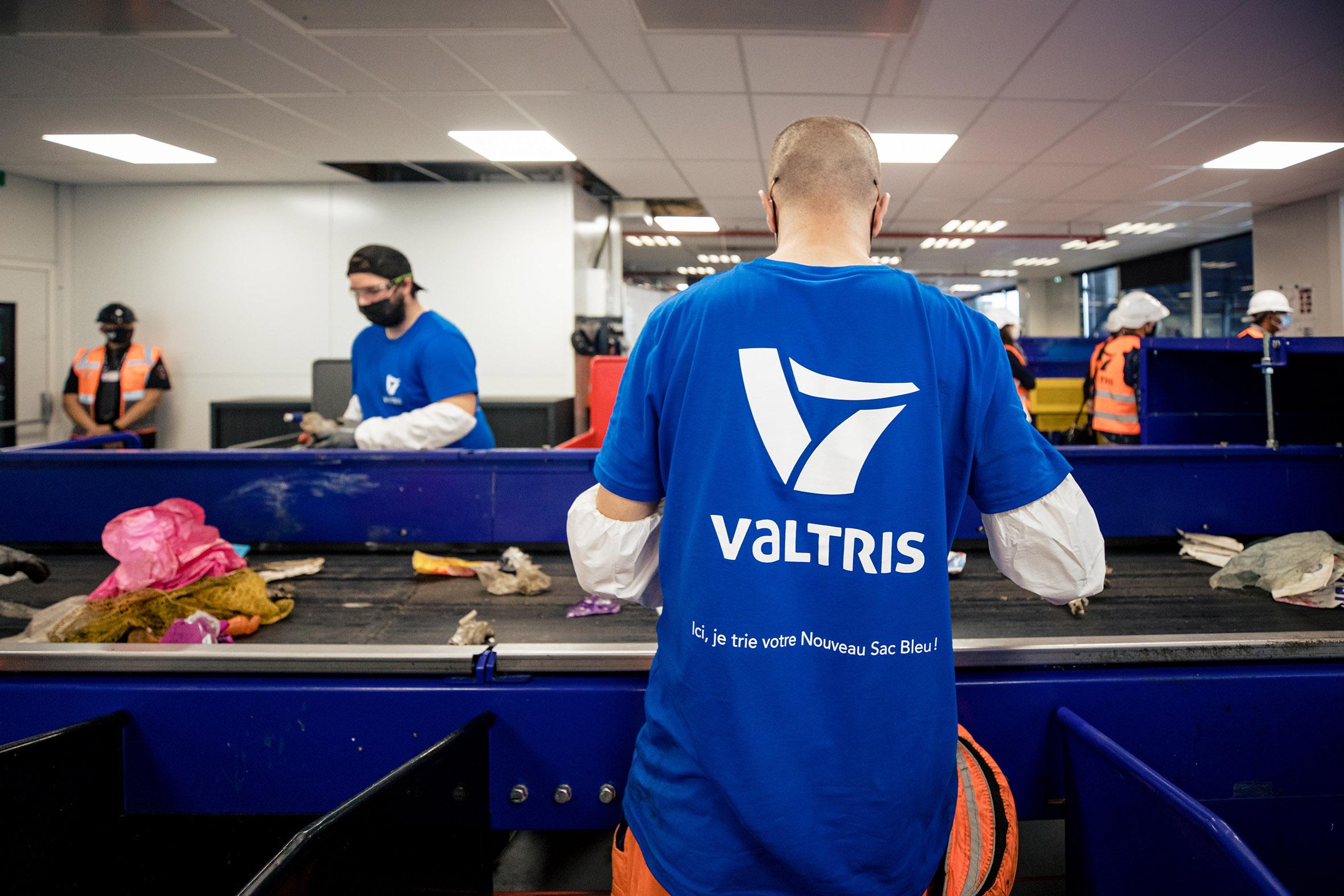 Visitez virtuellement notre centre de tri Valtris modernisé !