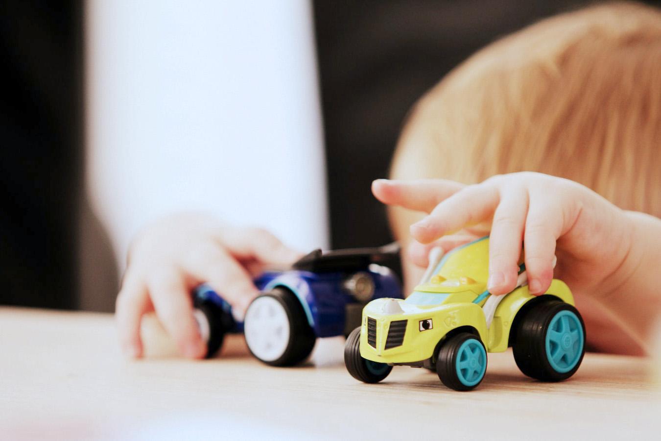 Collecte de jouets en bon état